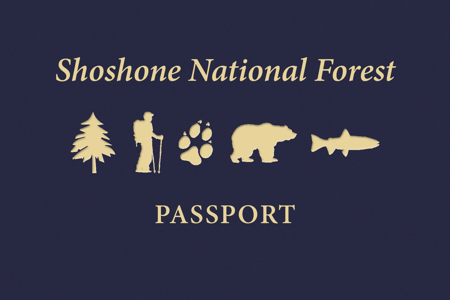 Shoshone National Forest Passport